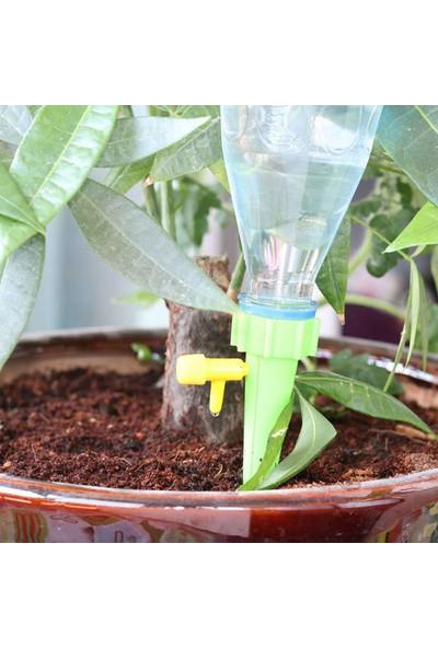Anself 12 Adet Otomatik Bitki Waterer Saksı Çiçek Kendini