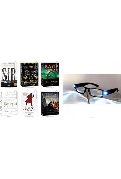 Indigo Dünya Roman Seti 6'lı + Okuma Gözlük