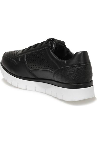 Travel Soft TRV1832.Z1FX Siyah Kadın Comfort Ayakkabı