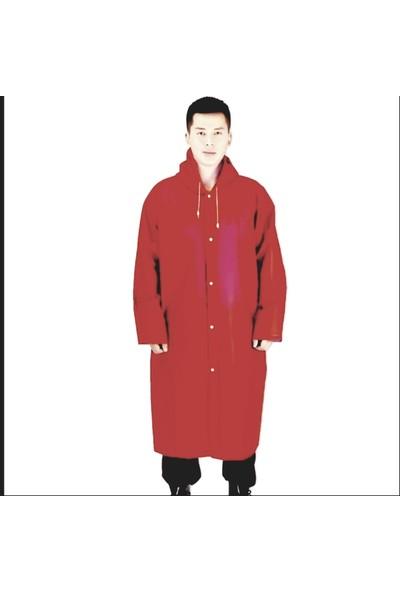 Marlux Raincoat Eva Yağmurluk -Gri