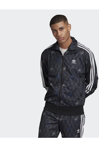 Adidas Monogram Firebird Erkek Sweatshirt