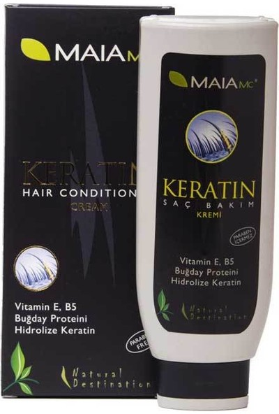 Maia Buğday Proteini Özlü Saç Kremi 250 ml