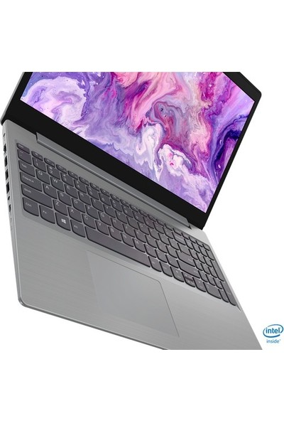 "Lenovo Ideapad L3-15IML Intel Core i5 10210U 8GB 1TB + 256GB SSD MX130 Windows 10 Pro 15.6"" FHD Taşınabilir Bilgisayar 81Y300GUTXA45"