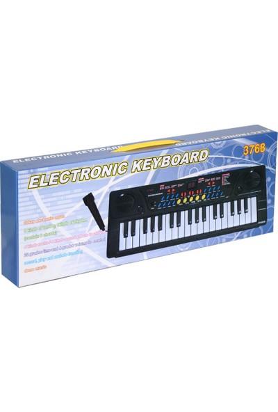 Can Oyuncak Tuşlu Pilli Piano