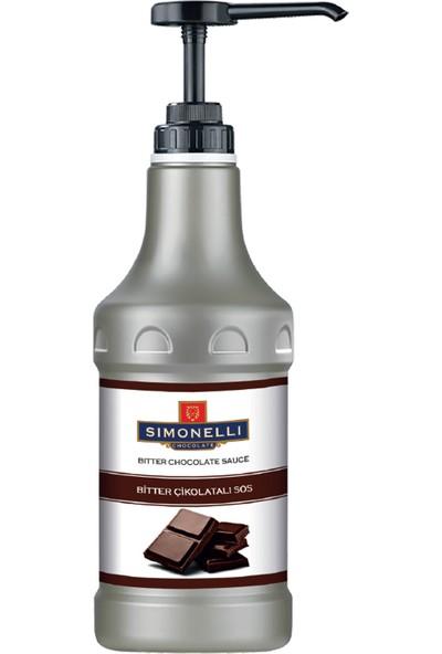 Simonelli - Profesyonel Sos - Çikolata Aromalı