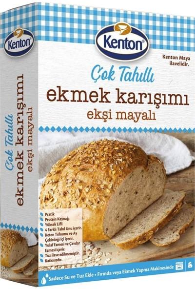 Kenton Ekmek Karışımı Çok Tahıllı (Ekşi Mayalı) 510 gr