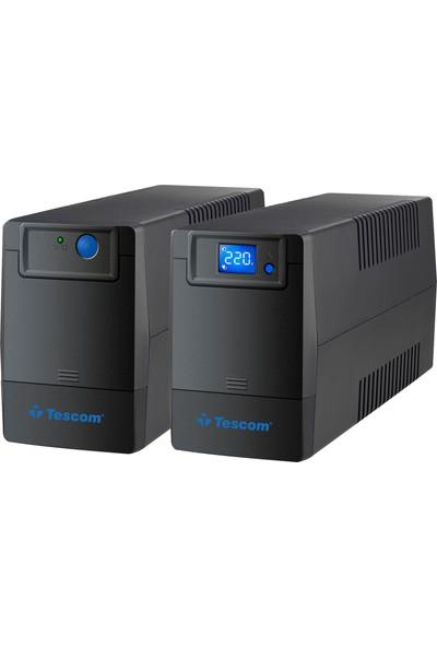 Tescom Leo Iı 650VA Line Interactive Ups Güç Kaynağı