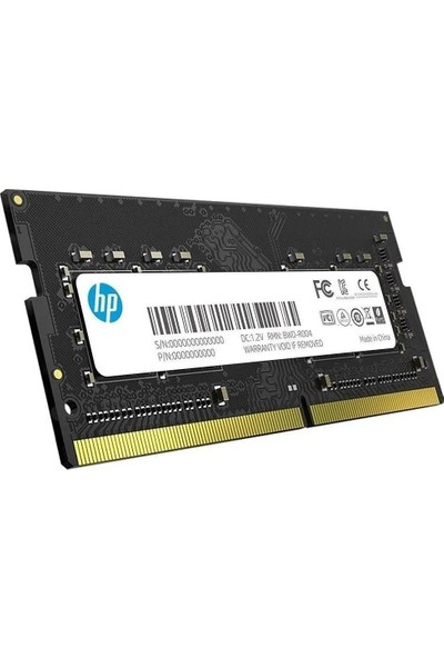 Hp 7EH98AA S1 8gb 2666MHZ Ddr4 CL19 Notebook Ram