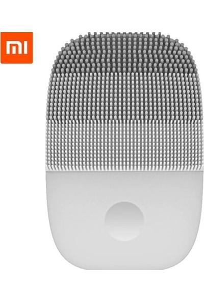 Xiaomi Inface Sonic Yüz Temizleme ve Cilt Bakımı Masaj Cihazı 3 Kademeli Gri