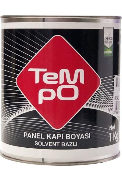 Filli Boya Tempo Panel Kapı Boyası Beyaz Ipek Parlaklığı + Rulo 1 kg