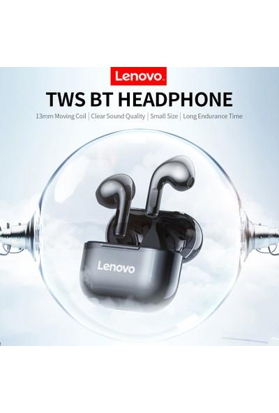 Lenovo LP40 Tws Kulaklık Gerçek Kablosuz Bluetooth Kulakiçi (Yurt Dışından)