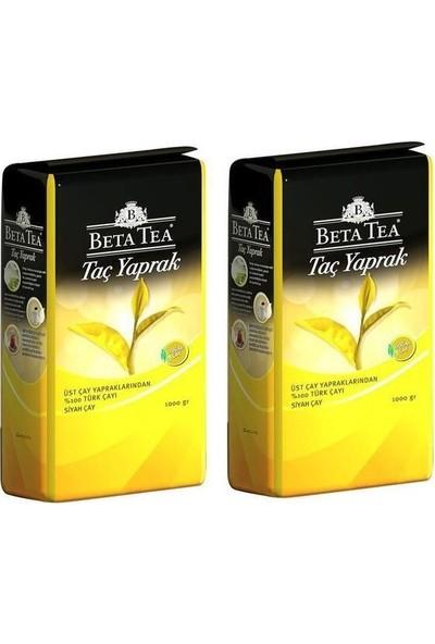 Beta Tea Tac Yaprak 1kg 2 Li Ambalaj
