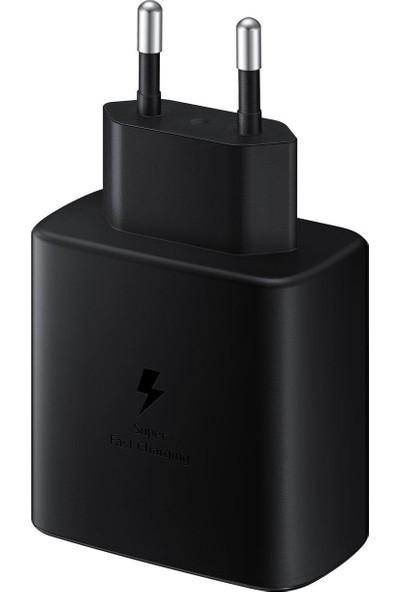 Samsung TA845 Fast Charging 45W Type-C Çıkışlı Şarj Aleti Siyah