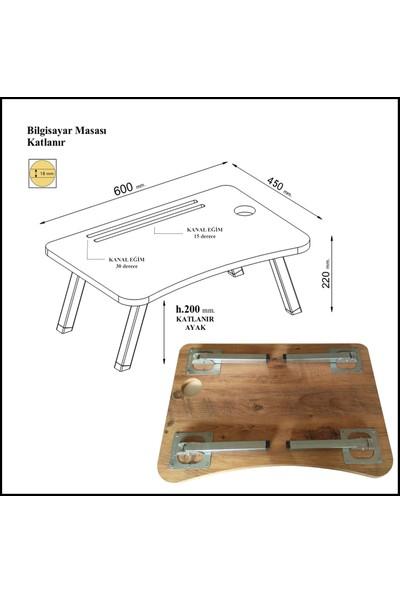 Doktor Mobilya Çalışma Masası/Laptop Sehpası