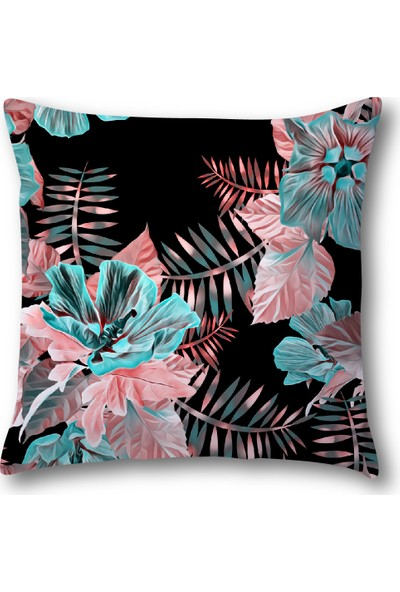 MakeArt Home Dekoratif Tasarım Desenler 091 Kırlent Kılıfı