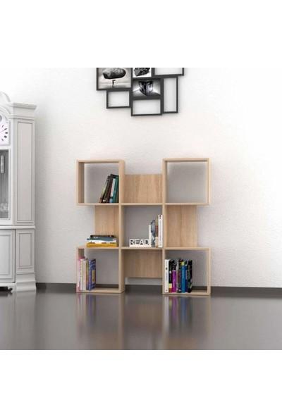 Mozide Occhi Kitaplık E-1