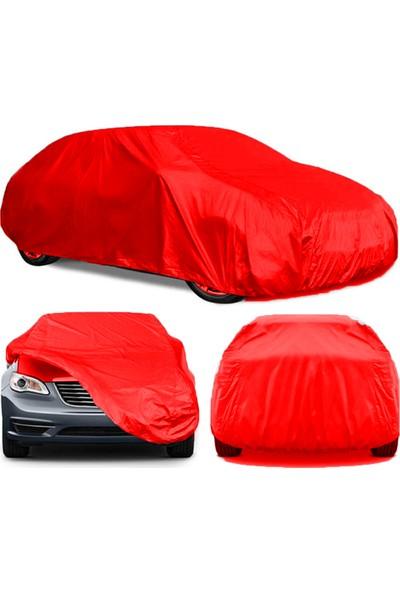 Autozel Bmw 428İ Branda Kırmızı Oto Brandası