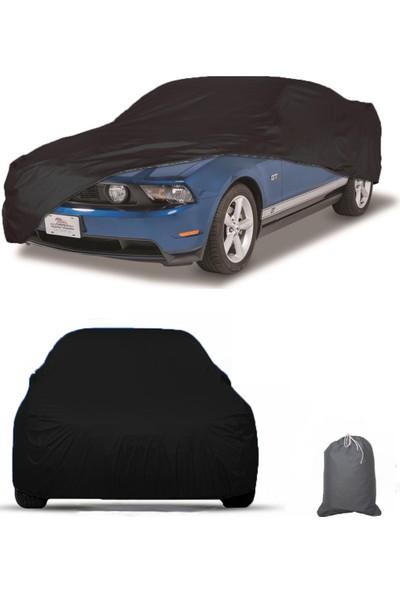Autozel Dacia Duster Branda Siyah Oto Brandası