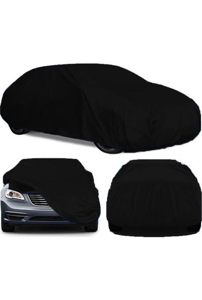 Autozel Renault Fluence Siyah Araba Brandası