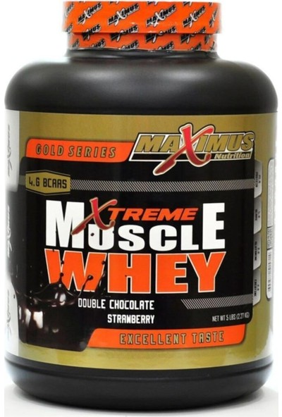 Maximus Nutrition Muscle Whey Protein 2270 gr