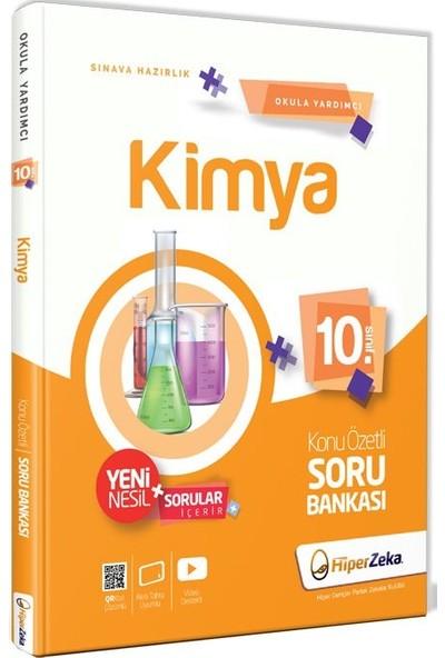 Hiper Zeka 10. Sınıf Kimya Konu Özetli Soru Bankası