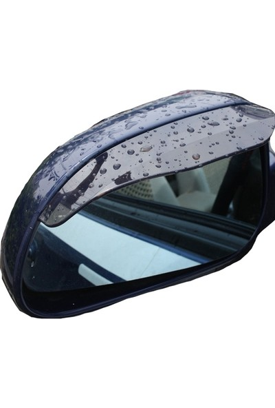 Max Tech Maxtech Üniversal Grubu Uyumlu Yağmur ve Kar Koruyucu Ayna Rüzgarlığı