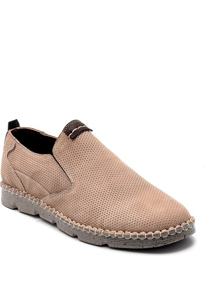 Derimod Erkek Nubuk Loafer