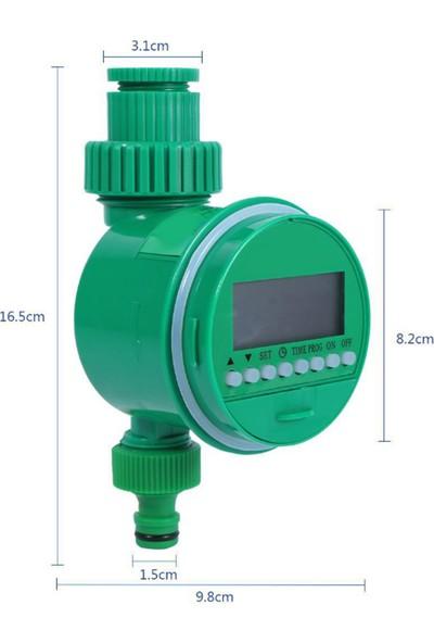 Anself Bahçe Otomatik Su Zamanlayıcı Sulama Sistemi Kontrol