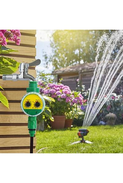 Anself Sulama Suyu Zamanlayıcı Kontrolörü Bahçe Elektronik