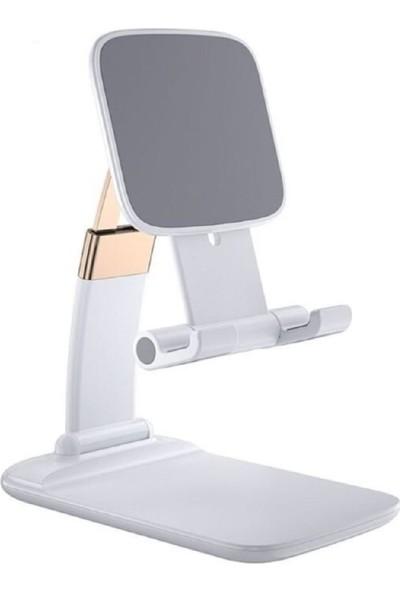 Wlue Gravity 2 Kademeli Tablet ve Telefon Tutucu Stand