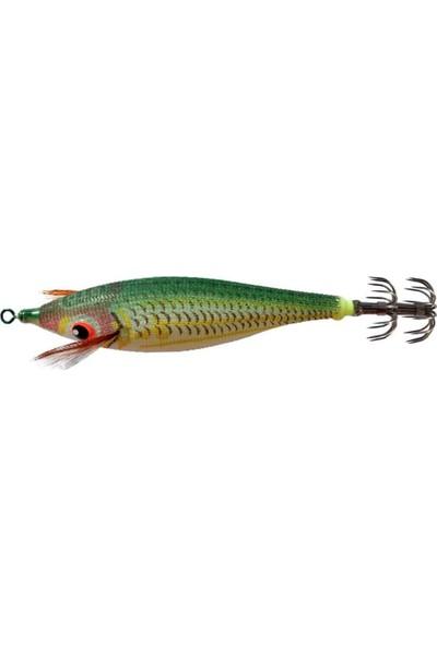 Dtd Trlja Squid Jig 2.5 7cm 10GR Glow Kalamar Zokasi