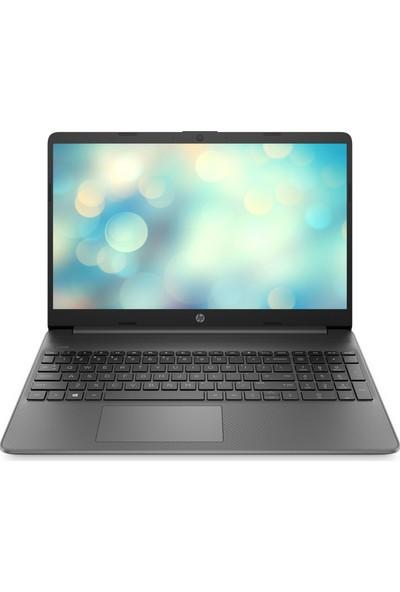 """HP 15S-FQ2049NT Intel Core i3 1115G4 4GB 256GB SSD Freedos 15.6"""" Taşınabilir Bilgisayar 2N2U8EA"""