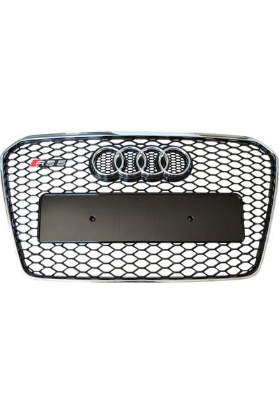 Audi A5 Rs5 Krom Siyah Panjur 2012-2015