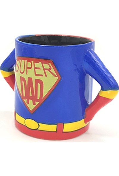 Bun Design Super Dad Kupa Bardak