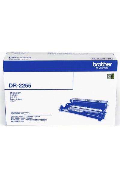 BROTHER DR-2255 Siyah Drum Ünitesi (12000 Sayfa)