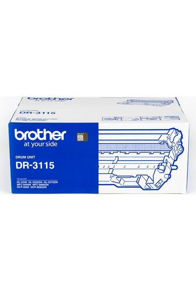 BROTHER DR-3115 Siyah Drum Ünitesi (20000 Sayfa)