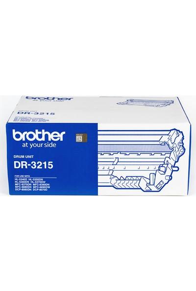 BROTHER DR-3215 Siyah Drum Ünitesi (25000 Sayfa)