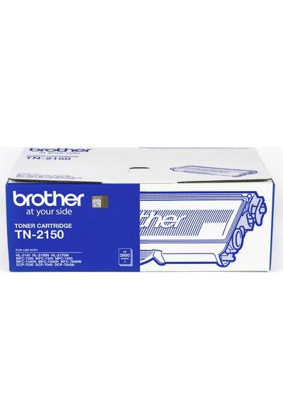 BROTHER TN-2150 Siyah Toner (2600 Sayfa)