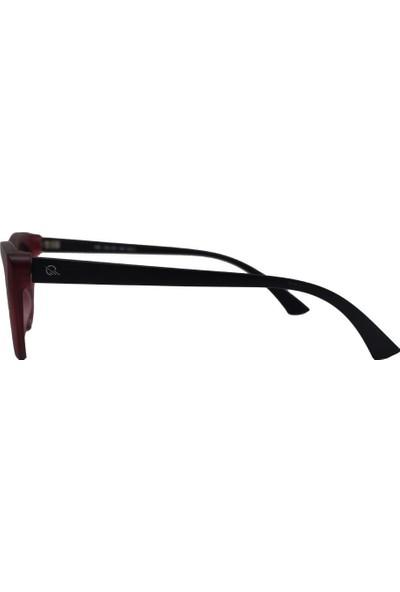 Qzen 965 C1506 50 Unisex Güneş Gözlüğü