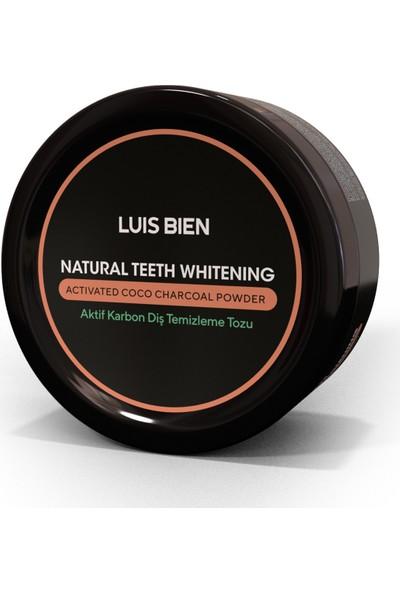 Luis Bien Diş Beyazlatma Seti - Bambu Diş Fırçası