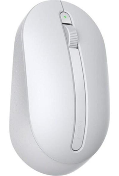 GOMAX Kablosuz Beyaz Mouse