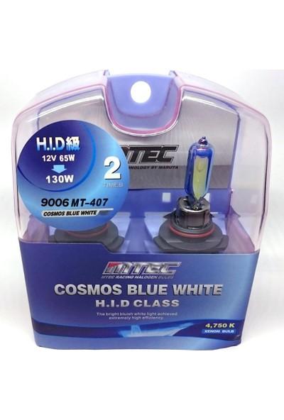 Mtech 9006 Cosmos Extrawhite Süper Güçlü Sıcak Beyaz Işık Ampul Mtec