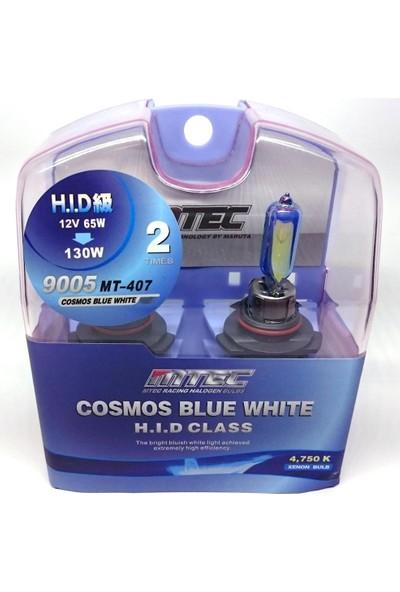 Mtech 9005 Cosmos Extrawhite Süper Güçlü Sıcak Beyaz Ampül Mtec