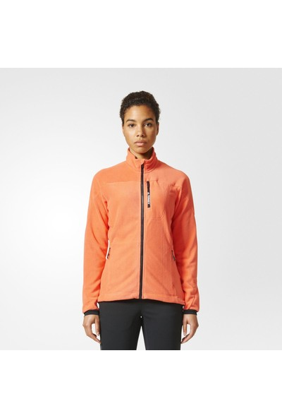 Adidas BP9460 W Tıvıd Fl Jkt Kadın Sweatshirt
