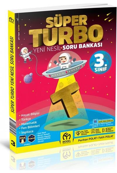 Süper Turbo 3. Sınıf Soru Bankası