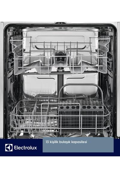 Electrolux EEA717100L AirDry Inverter 5 Programlı Tam Ankastre Bulaşık Makinesi