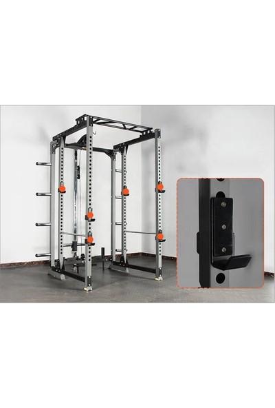 Power Ayarlanabilir Çok Fonksiyonlu Rack Kafesi PRO-2093