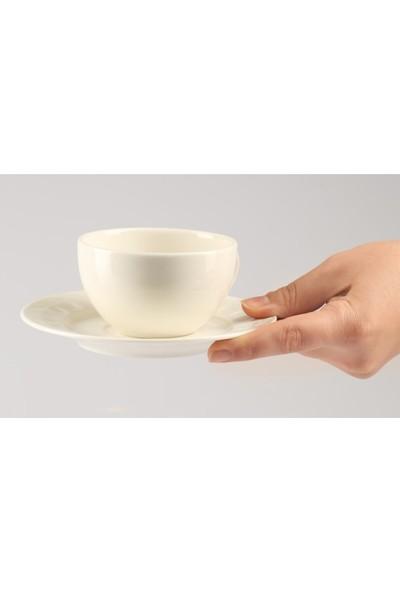 Grande Porselen Çay Kahve Fincanı Takımı
