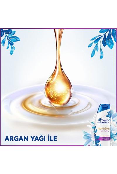 Head&shoulders Supreme Şampuan Onarıcı 300 ml x 2 + Bakım Kremi 220 ml