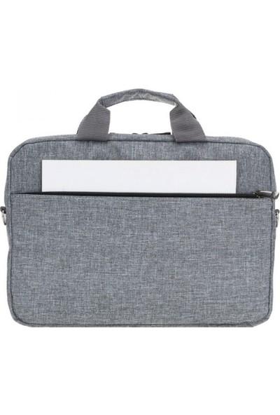"""PLM Canyoncase 14"""" Bilgisayar Evrak Notebook Çantası Gri"""